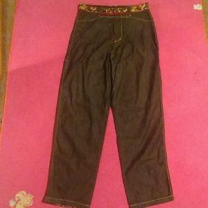 Platinum FUBU pants